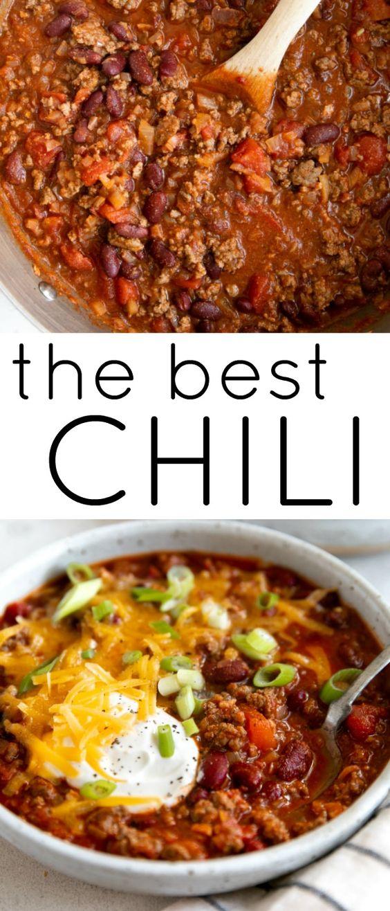 The Best Chili