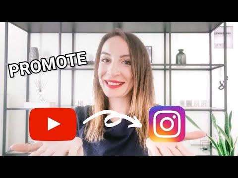How To Promote Your Youtube Videos On Instagram Youtube You Youtube Youtube To Instagram Youtube Videos