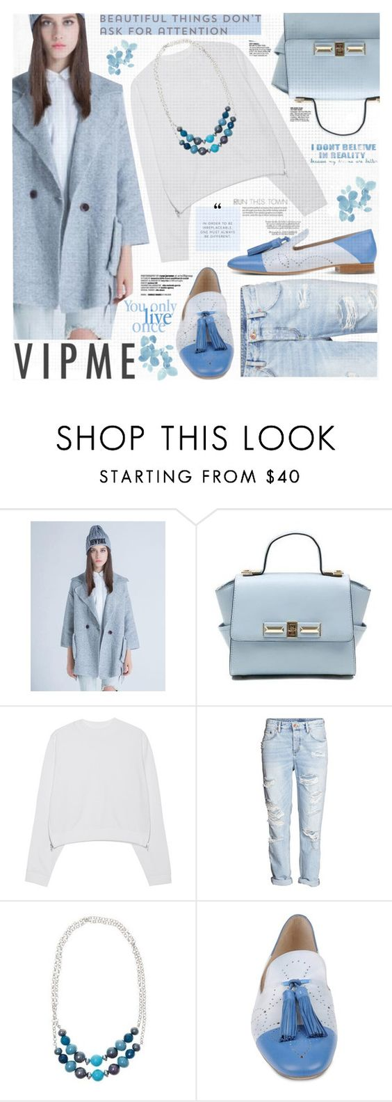 """VipMe 2"" by katjuncica ❤ liked on Polyvore featuring moda, Acne Studios, H&M, Fratelli Rossetti, women's clothing, women, female, woman, misses y juniors"