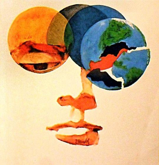 Robert Heindel, 1970s.