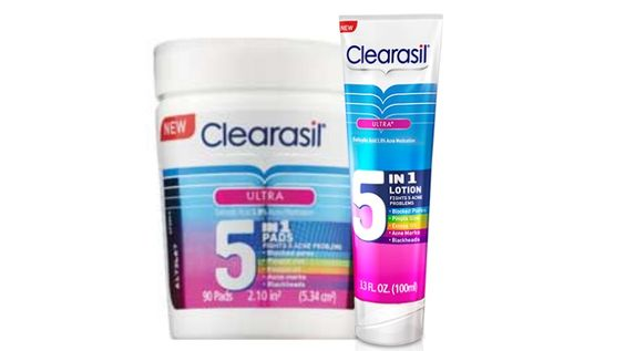 Free Clearasil Acne Care at Walgreens