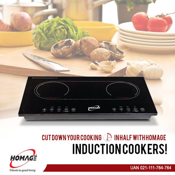 Homage 2 cooktop induction cooker
