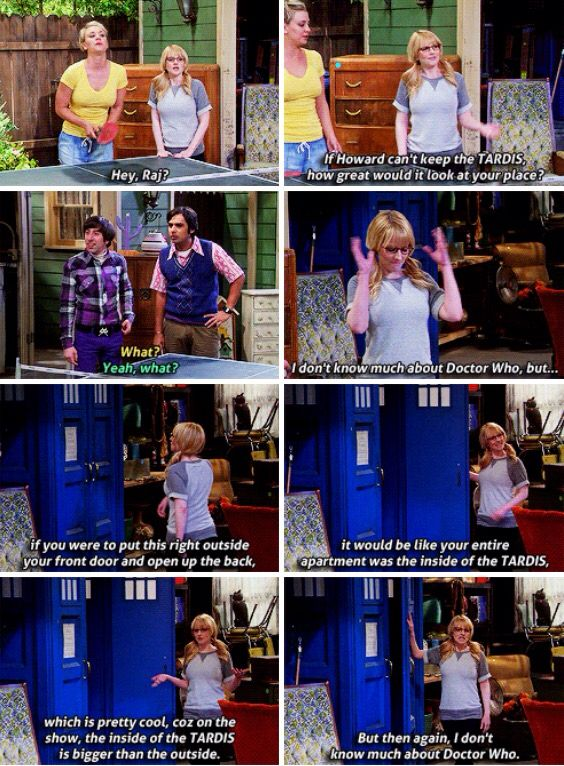 The gang held a ping pong competition. Whoever won would get Howard's Doctor Who Tardis. #TheBigBangTheory