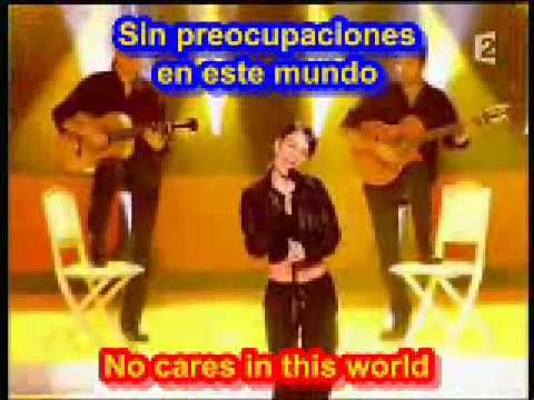 Isla Bonita Lyrics Subtitulado Español Ingles Youtube Español Ingles Isla Bonita Español