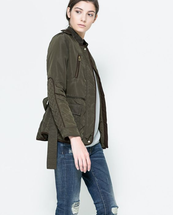 perfect casual jacket #ZARA