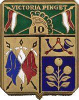 10ème Régiment de Dragons ( Mestre de Camp Général )
