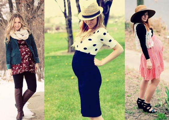 Una gravidanza alla moda? Segui questi 5 consigliWEGIRLS