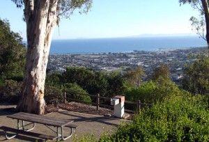 My favorite view of Santa Barbara.