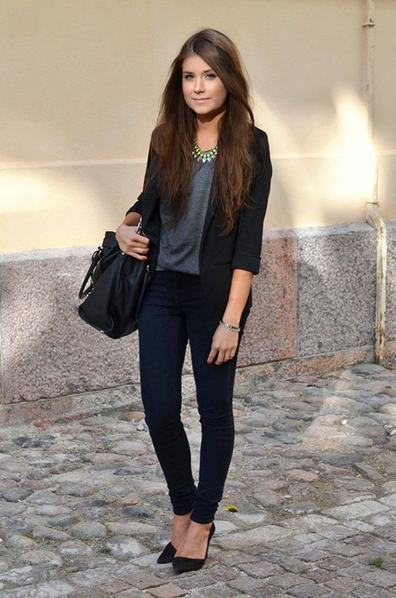 cool 60+ Simple and Perfect Interview Outfit Ideas