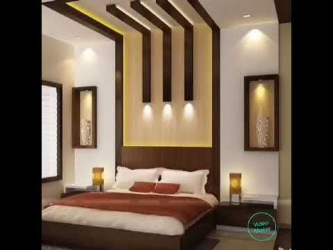 Top 10 Beautiful Bed Youtube In 2019 Bedroom False