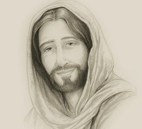 Kerinth Desai S Instagram Post Jesus Is My Superhero Free Time Arts Learning Note Drawing Dibujos De Jesus Rostro De Jesus Dibujos De Dios