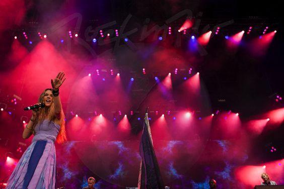 Joss Stone no Palco Mundo - Rock in Rio 2 Junho Lisbon