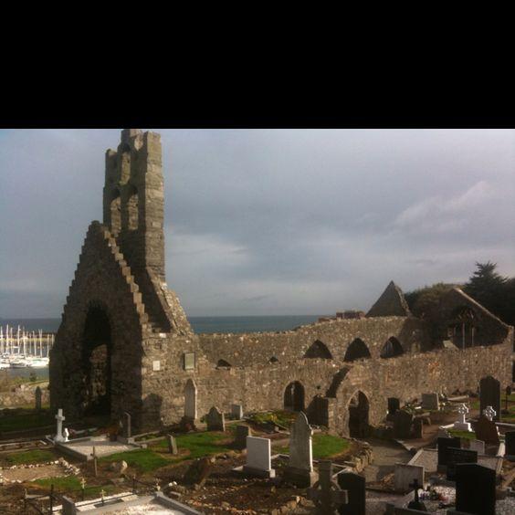 Church ruins - Howth Ireland