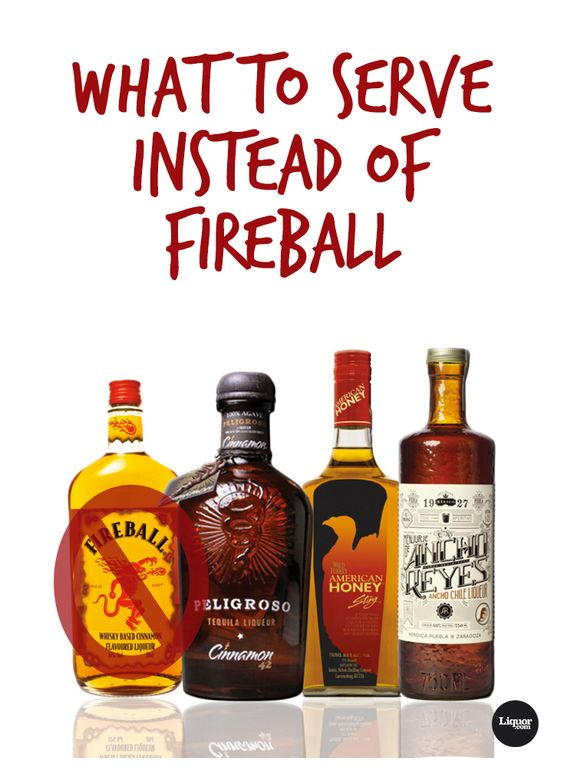 5 Spicy Spirits That Taste Way Better than Fireball! Hot stuff coming through!