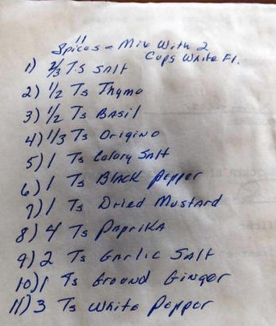 KFC Chicken Recipe Just As Good As The Original