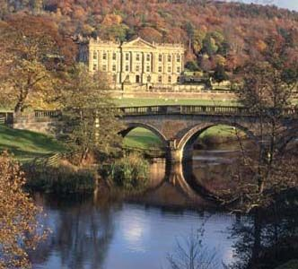 Chatsworth House; I know it is a part of my destiny to visit Derbyshire and this estate one day!
