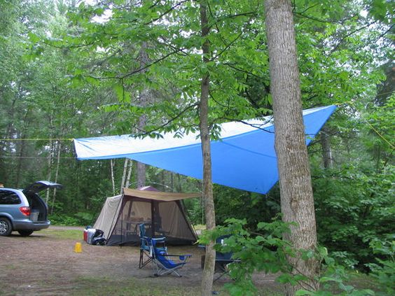 Construction Tarp Shelters : Tarp shelters and construction on pinterest