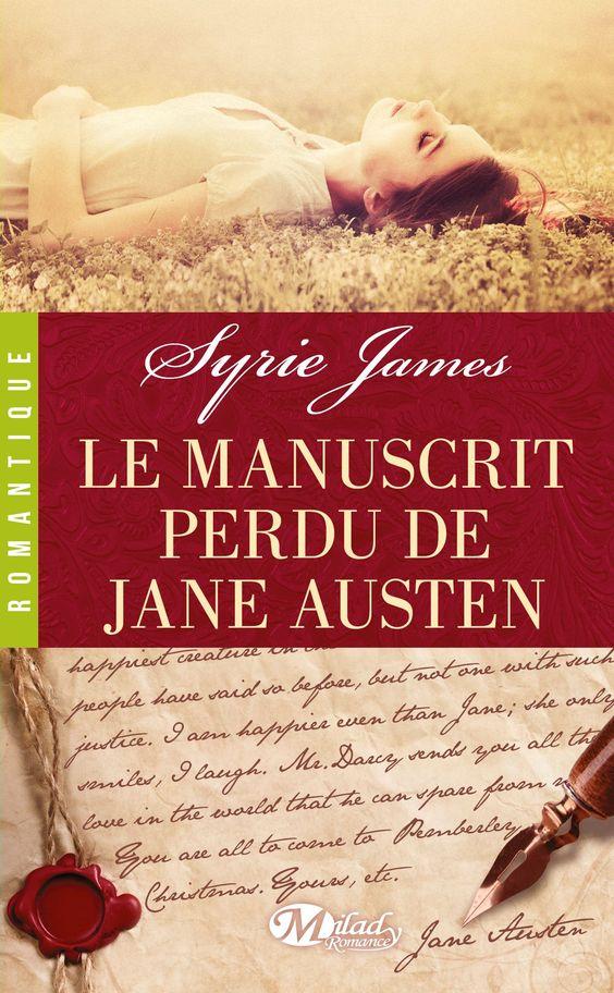 Amazon.fr - Le Manuscrit Perdu de Jane Austen - James Syrie - Livres
