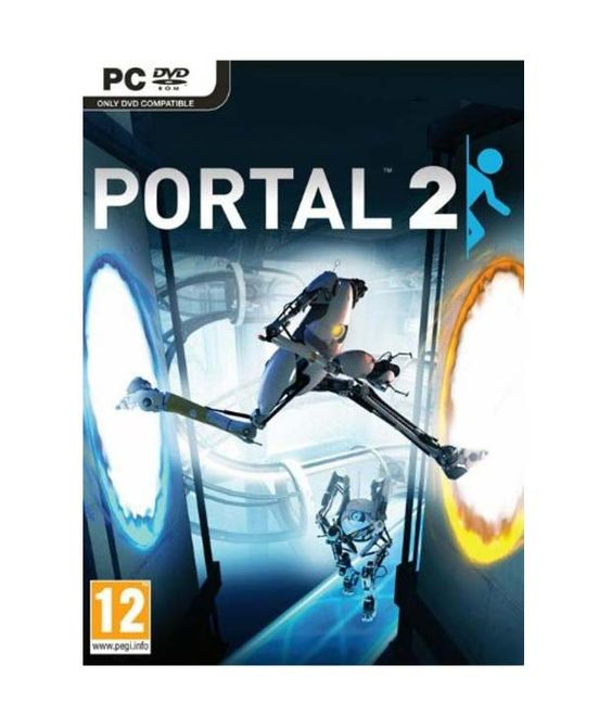 Loved it: Portal 2 PC, http://www.snapdeal.com/product/portal-2-pc/532476890