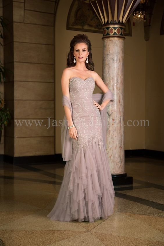 View Dress - JADE COUTURE FALL 2014 - K168054