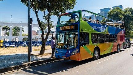 Rio inicia tour em ônibus panorâmico de dois andares por R$ 80 (Divulgação)