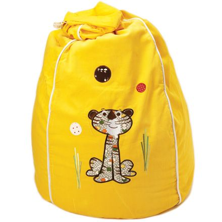 Timmy Tiger Bean Bag  from cocooncouture.com