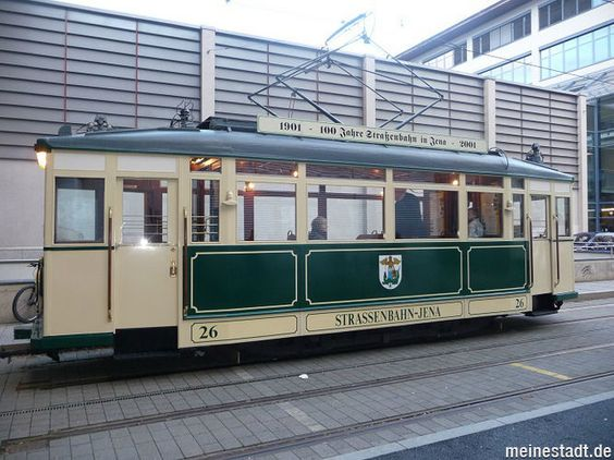 Historische Straßenbahn JENA