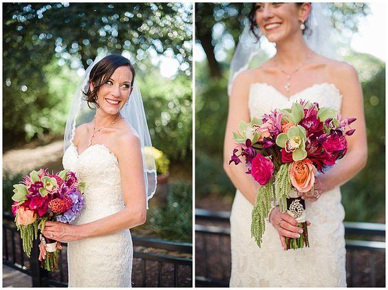 bride's bouquet