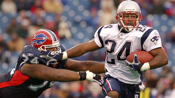 8 former Patriots nominated for Pro Football Hall of Fame
