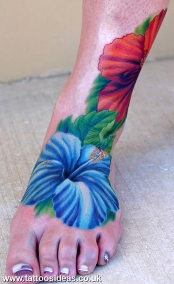 Purple Hibiscus Tattoo: Hibiscus, Hibiscus Tattoo And Lily Pictures On Pinterest