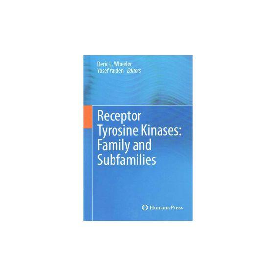 Receptor Tyrosine Kinases (Hardcover)