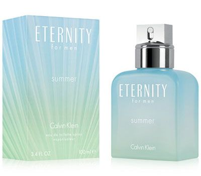 Calvin Klein Eternity for Men Summer Fragrance