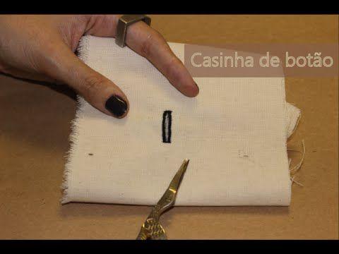 Como fazer casinha de botão à máquina: 3 maneiras - YouTube