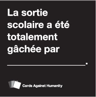 Télécharger Cards Against Humanity (français)