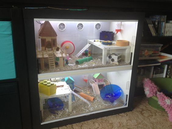 diy hamster cage made from ikea unit check out how easy it is to make check beautiful diy ikea
