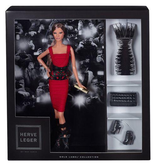 Barbie Collector - Herve Leger Barbie