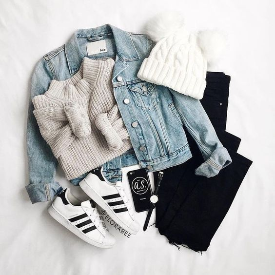 كوليكشن تنسيقات ملابس كاجوال حلوة ومميزة للشتاء 2019 Gorgeous Winter Casual Outfits Collecti Casual Winter Outfits Cute Winter Outfits Winter Outfits For Girls