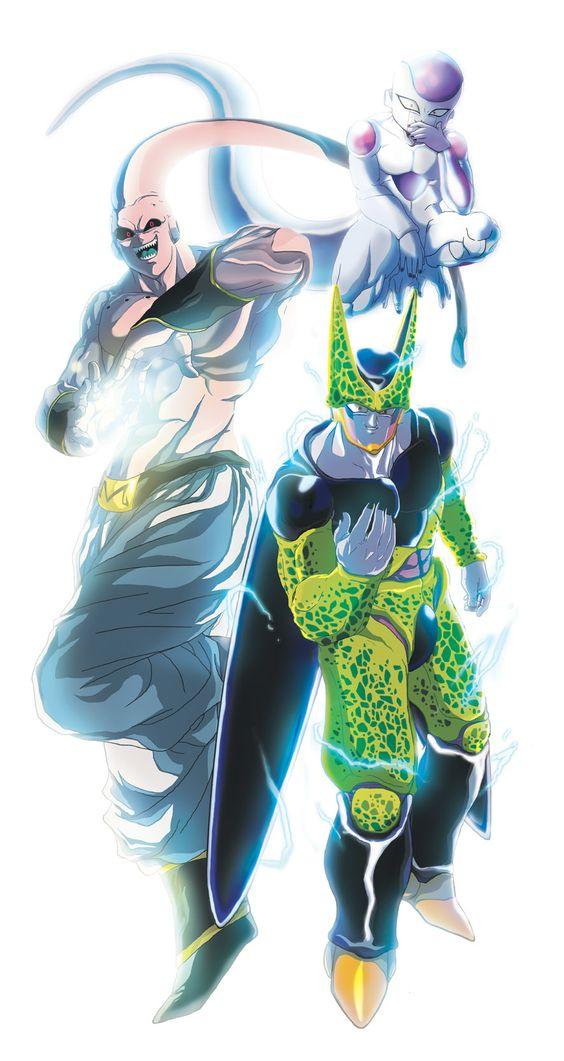 Freezers, Goku and Dragon ball on Pinterest
