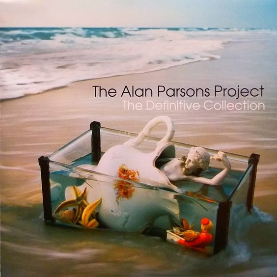 Alan Parsons Project The Definitive Collection Julio 1997 Alan Parsons Project Alan Parsons Album Covers