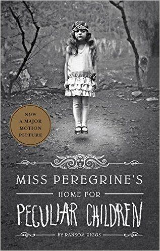 Miss Peregrine's Home for Peculiar Children. Perfect fall read. Then see the movie!