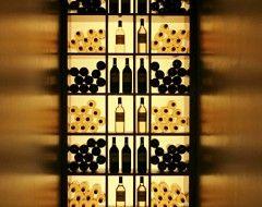 What a wonderful wine cellar