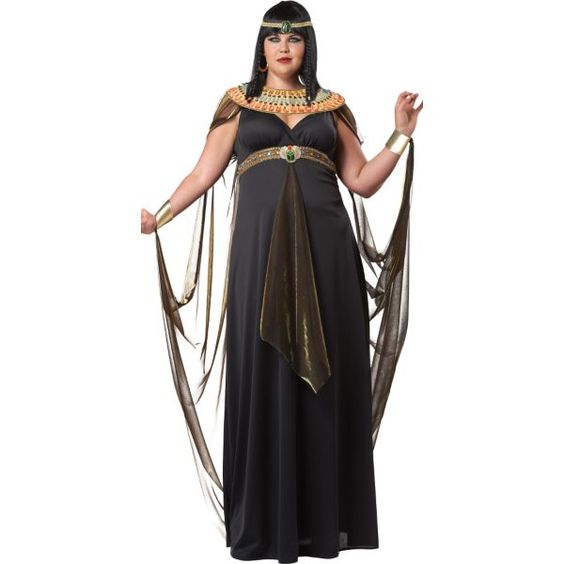 adult egyptian queen costume plus size | inspiring ideas