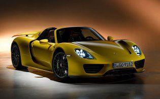2015 Cool Porsche 918 Spyder