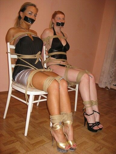 Chair bound beauties