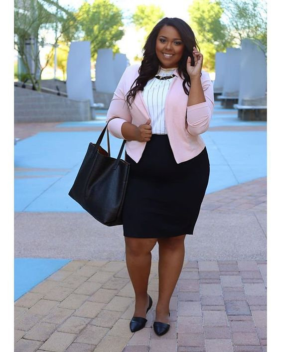 Chic Work Outfit