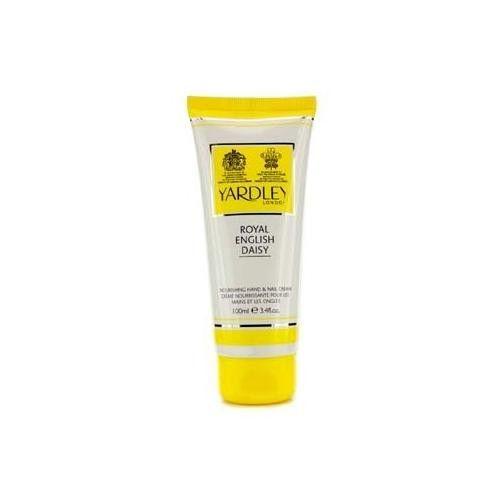 Royal English Daisy Nourishing Hand & Nail Cream 100ml/3.4oz