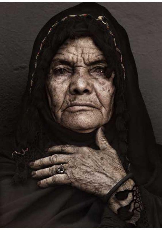 Serge Anton Moroccon woman
