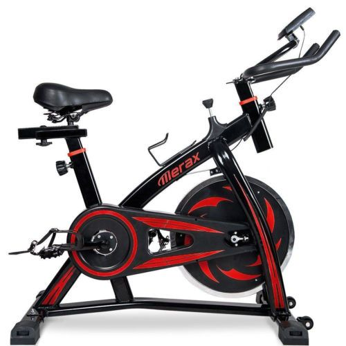 Details About Stationary Exercise Led Cycling Fitness Trainer
