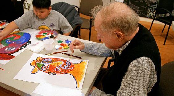 Art Therapy popular majors