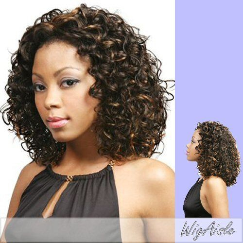 LFE-CAPA (Motown Tress) - Synthetic Lace Front Wig in 4F27 by Motown Tress. $59.00. Styling required to achieve the exact look shown. Color 4F27 is DARK BROWN WITH LITE AUBURN FROST. Color shown is 4F30. Lace Front Synthetic Wig. Medium length. Curly style. Average cap size. The color you receive may vary from the swatch shown due to your monitor and the distribution of the color fibers dictated by the style.. Color 4F27 is DARK BROWN WITH LITE AUBURN FROST (Colo...